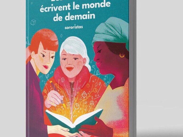 Lauréate du concours Sororistas « Les Femmes écrivent le monde de demain »