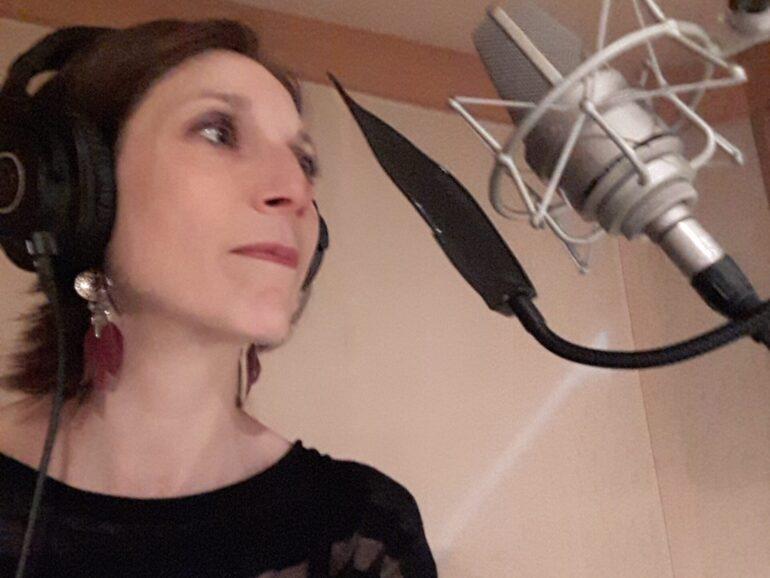 Gabrielle avec Deux ailes me consacre un podcast : « Aline Jalliet murmure à l'oreille des femmes »